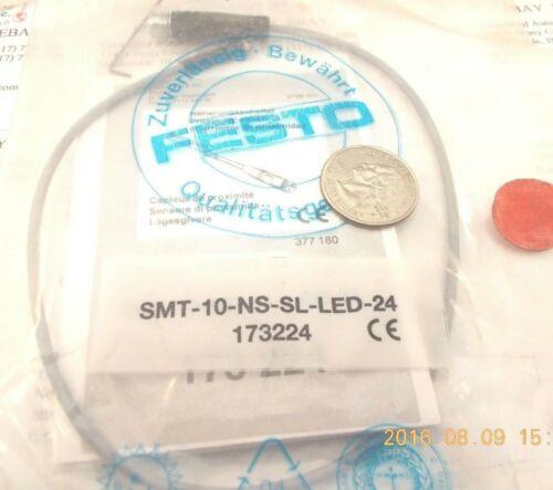FESTO SMT-10-NS-SL-LED-24 Proximity Switch//Sensor