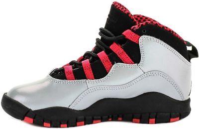 Jordan 12 Retro Black//Siren Red Sizes 11-3 NIB PS 510816-008 Girl/'s Preschool