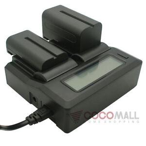 Cargador De Batería Para Canon BP-508 BP-511 BP-511A BP-512 BP-514 BP-522 BP-535