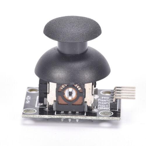 2 STÜCKE Dual-axis Joystick Modul PS2 Joystick Steuerhebel Sensor Für ArduinoG3D