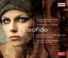 Johann Adolf Hasse: Cleofide (CD, Mar-2011, 4 Discs, Capriccio Records)