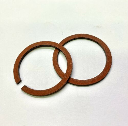 Wurlitzer Valve Block Fiber Pouch Rings Total 200 Set of 100 Each