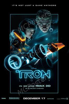 MCP571 Disney Tron Original 1982 Movie Poster Glossy Finish Posters USA