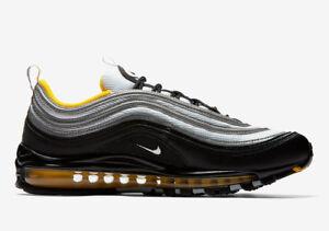 Nike Air Max 97 BlackWhite Yellow 921826 008