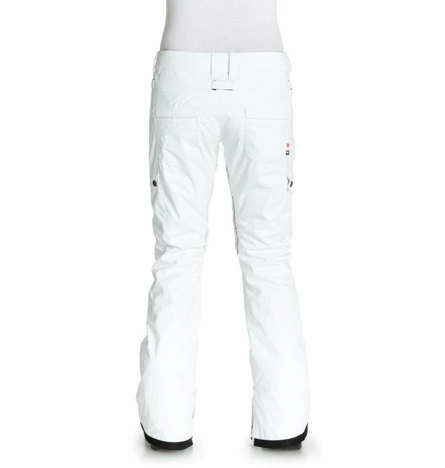 Dc Recruit Womens Snowboard Pants White New M