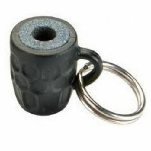 Beer Barrel Stone Dart Sharpener with Keyring Wholesale Prices