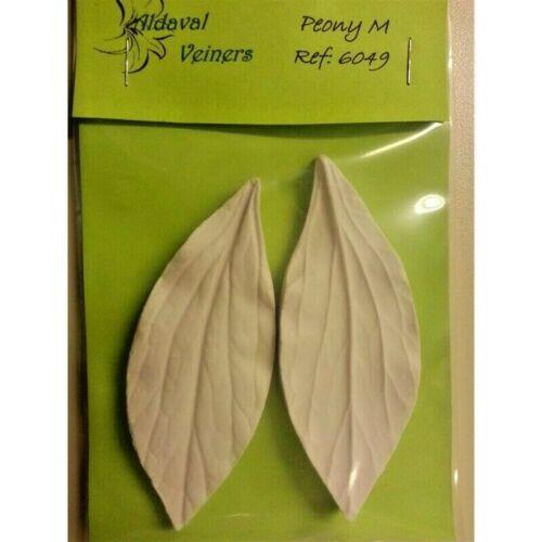 Aldaval Leaf Veiner Pivoine Medium 6049