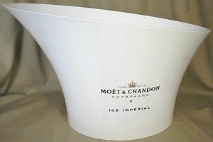 MOET CHANDON ICE IMPERIAL NEW DESIGN CHAMPAGNE DOUBLE MAGNUM COOLER BUCKET NEW 37ZAkU1p-09164539-692982937