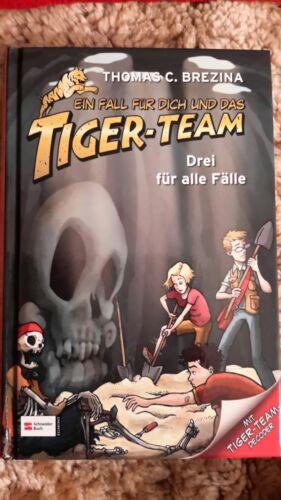 1 von 1 - Thonas Brezina Ein Fall für dich und das Tiger-Team - Drei für alle Fälle