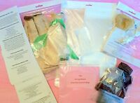 Vintage Barbie Archival Quality Clothes Display Bags 1965 Lot Get Organized