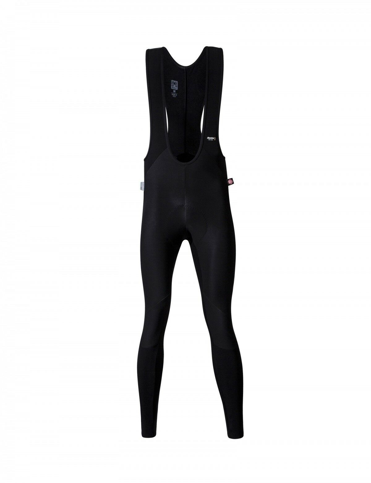 Jupiter Winter  Cycling BIB Tights with windproof front- made in  by Santini  shop online