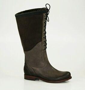 Details zu Timberland Boot Company Lucille Boots Echte Lammfell Winter Stiefel Damen 3641R