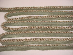 13 Y American Trim Cdo5998 01 A In Saddle Cording Drapery Upholstery