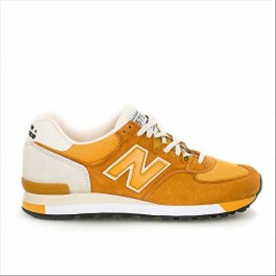 shoes New Balance M 575 YLW - Colour  OCRA GHIACCIO-7