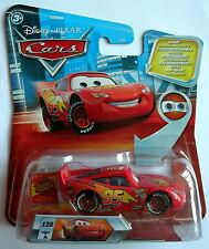 Disney Pixar Cars  CHASE LIGHTNING McQUEEN With RUST-EZE CAN Mega Rare UK !!