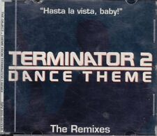 Object Theme from Terminator 2 (Remixes) [Maxi-CD]