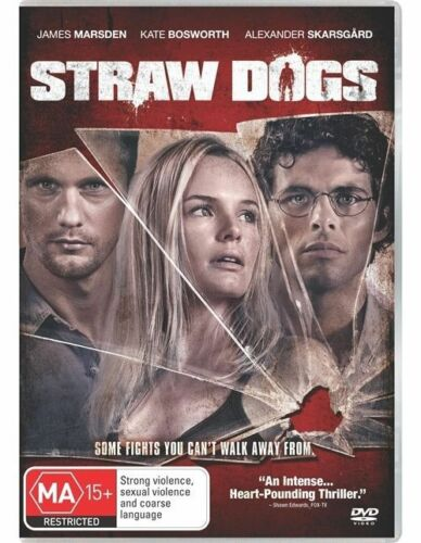 1 of 1 - Straw Dogs (2011) NEW R4 DVD