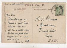 Tom Glanville Haslemere Daniel Street Ryde Isle of Wight 1907 471b