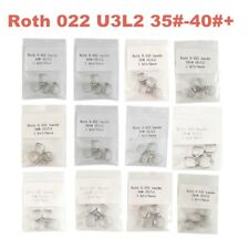 Dental Orthodontic Buccal Tube Bands Roth 022 Convertible U3 L2 For 1st Molar