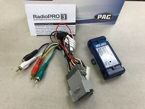 PAC-RP3-GM11-NEW-RADIO-REPLACEMENT-INTERFACE-amp-HARNESS-FOR-GM-w-o-ONSTAR