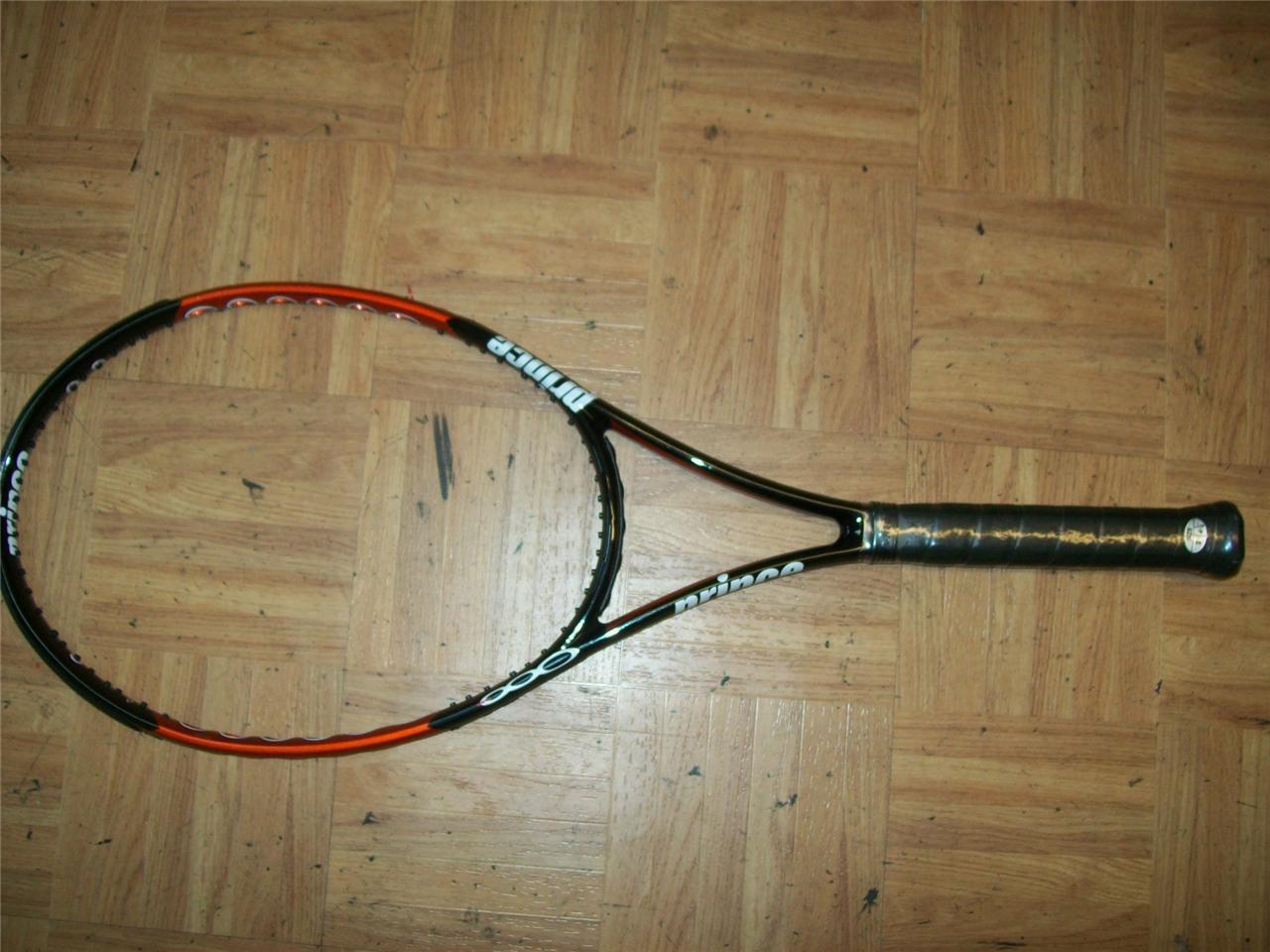 NEW Prince O3 Hybrid Tour 16x18 95 head 4 5 8 grip Tennis Racquet