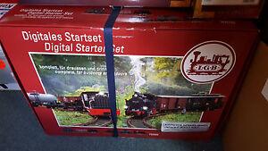 LGB 70500 Digital Mega Startpackung mit zwei kompletten Zügen - Rheine, Deutschland - LGB 70500 Digital Mega Startpackung mit zwei kompletten Zügen - Rheine, Deutschland