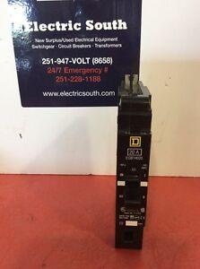 Circuit Breaker Square D 20 Amp EGB14020 Single Pole