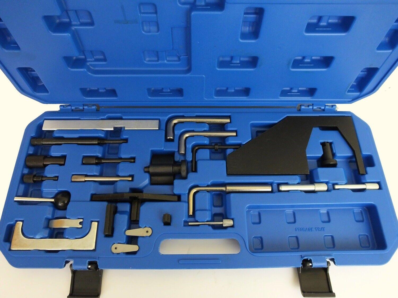 Motor Einstell und Arretierwerkzeug für Ford Mazda Zahnriemen Wechsel | Leicht zu reinigende Oberfläche  | Billiger als der Preis  | Qualität  | Outlet Store