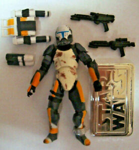Star-Wars-Saga-Coleccion-Scorch-Republic-Commando-Delta-Squad-Figura-Personalizada-Ver
