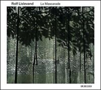 Rolf Lislevand - Mascarade: Music For Solo Baroque Guitar & Theorbo [new Cd] on Sale