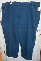 King Size Blue Jeans (60x30 Actually 58 1/2x30) 100% Cotton With Tags
