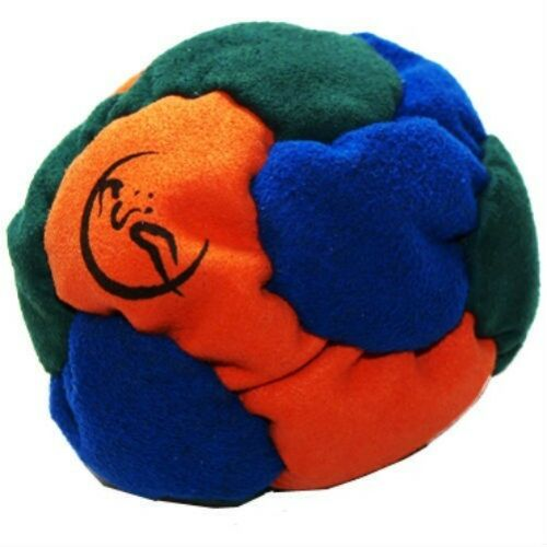 Flames N Games 6 Panel Hacky Sack Aka Footbag Malabarismo Sacos Foot Bag