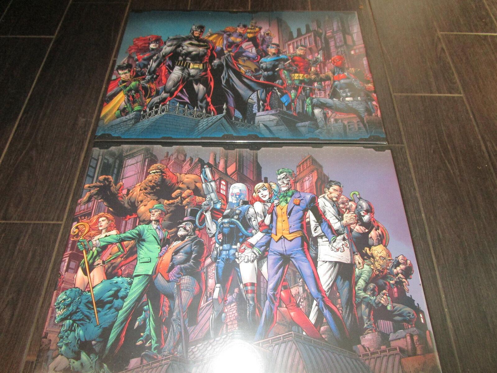 Nuevo Batman Gotham City Chronicles Juego De Mesa KickEstrellater exclusivo promesa Ks