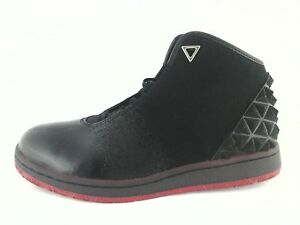 Jordan-705076-002-Mens-Shoes-Fashion-Studs-Black-Red-US-7-UK-6-EU-40-Ultra-Rare