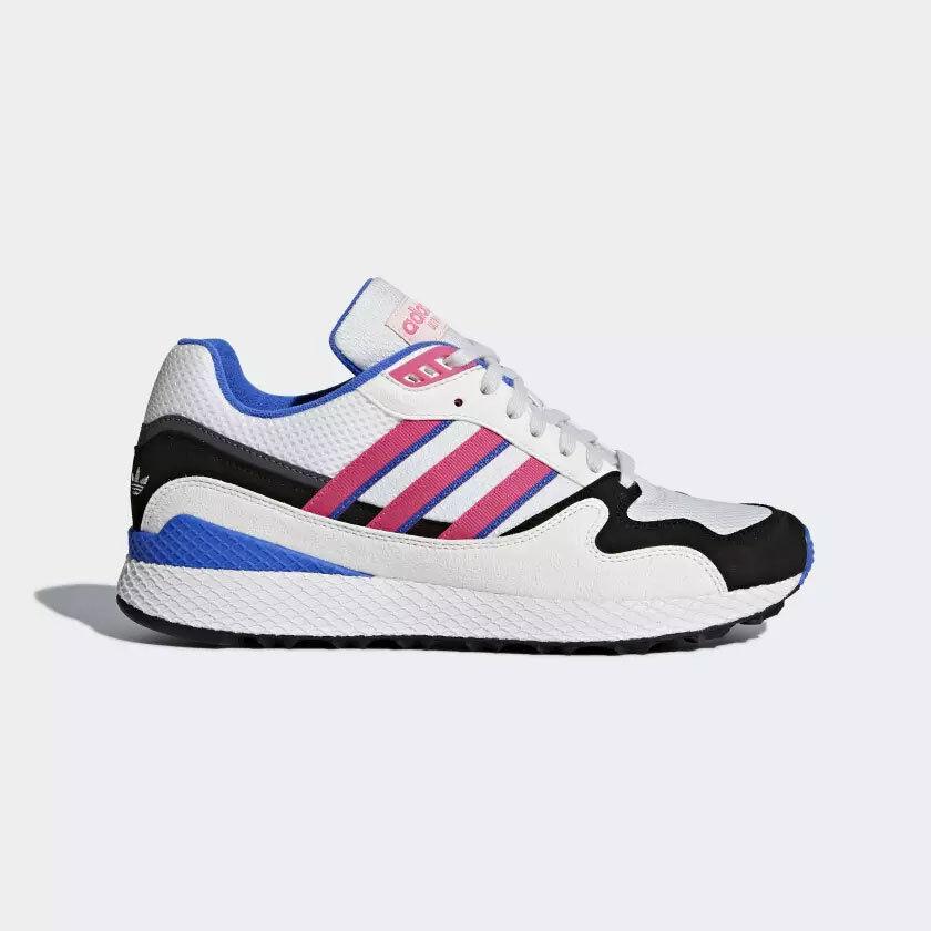 Adidas uomini 'ultra - tech nuova fede / cristallo bianco / rosa / fede nucleo bl aq1190 shock e22c96