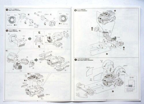 AOSHIMA 1//24 Lamborghini Huracan Performante super car series #27 model kit