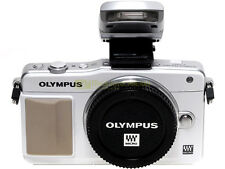 Olympus Pen E-PM2 bianca Mirrorless 16,1Mp. Formato micro 4/3. Garanzia 12 mesi.