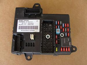 2007 c6 corvette bcm body control module fuse box panel 15916669 ebay rh ebay com 1981 Corvette Fuse Box 75 Corvette Fuse Box