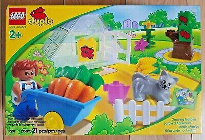 Food Supermarket Garden Farm Animals plant *NEW* LEGO DUPLO Carrots Piece