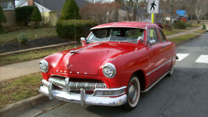 1950 METEOR COUPE