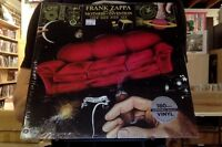 Frank Zappa & Mothers Of Invention One Size Fits All Lp Sealed 180 Gm Vinyl Re