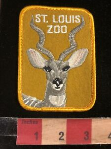 Gorgeous-Missouri-ST-LOUIS-ZOO-Animal-Patch-99C6