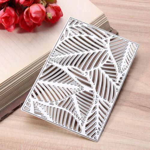 Metal Cutting Dies Stanzschablone Scrapbooking Album Papierkarte DIY Handwerk