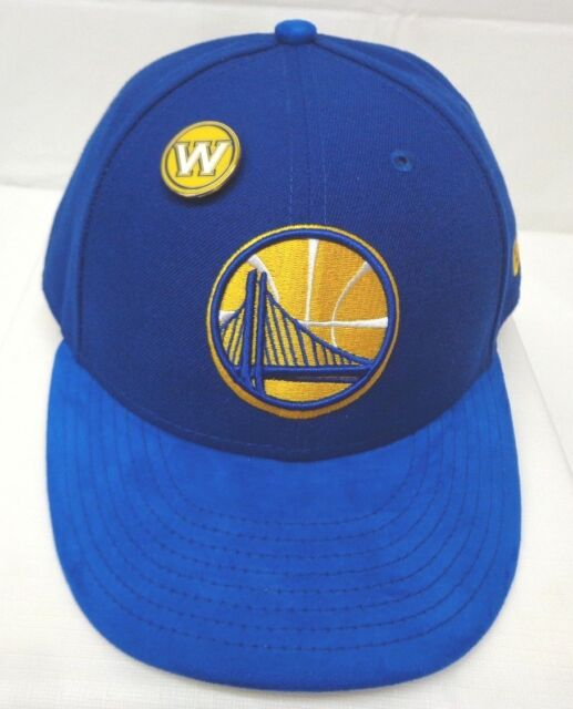 b7b611bfe Golden State Warriors Men's New Era 59FIFTY 7 1/2 Fitted Life Cap Hat