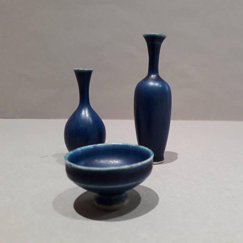 Keramik, John Andersson miniature, Höganäs