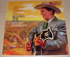Details about STUART HAMBLEN BEYOND THE SUN ALBUM 1959 RCA CAMDEN RECORDS  CAL-537