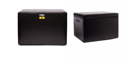 "TRX Plyo metric box jump 18/"" or 24/"" crossfit gym workout Rrp £379 £450 plyobox"