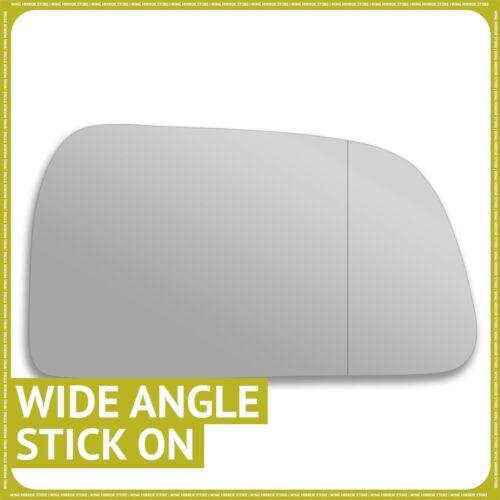 Main droite côté conducteur pour Hyundai Tucson 04-09 Aile Miroir Verre Angle Large