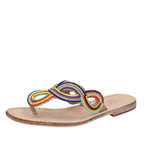 Eu Multicolore 37 Chaussures Cuir Eddy Daniele Femme Av409 Sandales xq7wIUz