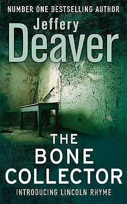 The Bone Collector: The thrilling first novel in the bestselling Lincoln...